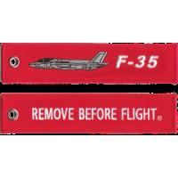 F-35 Remove Before Flight ®