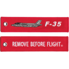 F-35 Remove Before Flight ®