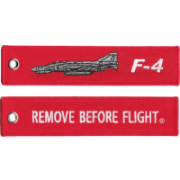 F-4 Remove Before Flight ®