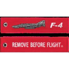 F-4 Remove Before Flight ®
