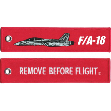 F/A-18 Remove Before Flight ®