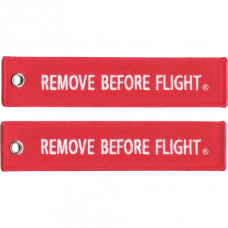 Remove Before Flight ®