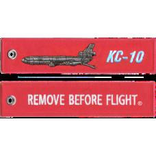 KC-10 Remove Before Flight ®