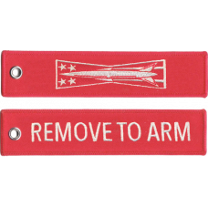 5 Level Missile Maintenance Badge Remove To Arm