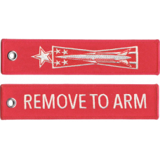 7 Level Missile Maintenance Badge Remove To Arm