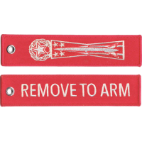 9 Level Missile Maintenance Badge Remove To Arm