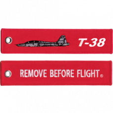 T-38 Remove Before Flight ®