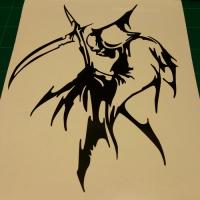 Reaper Decal