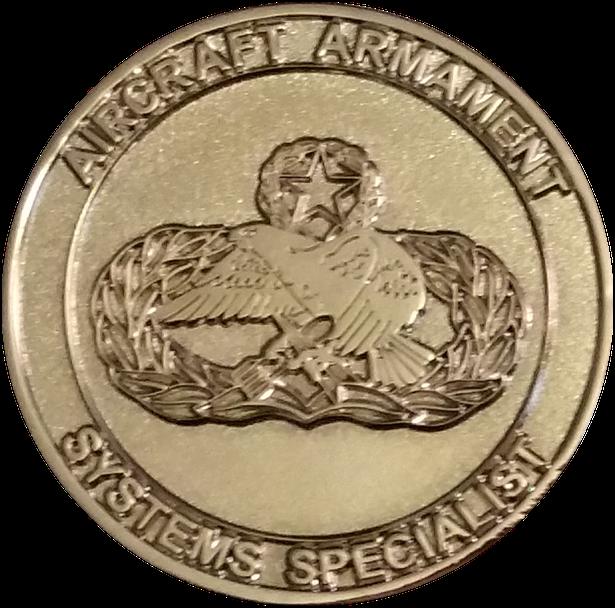 Custom 2W1 Challenge Coin